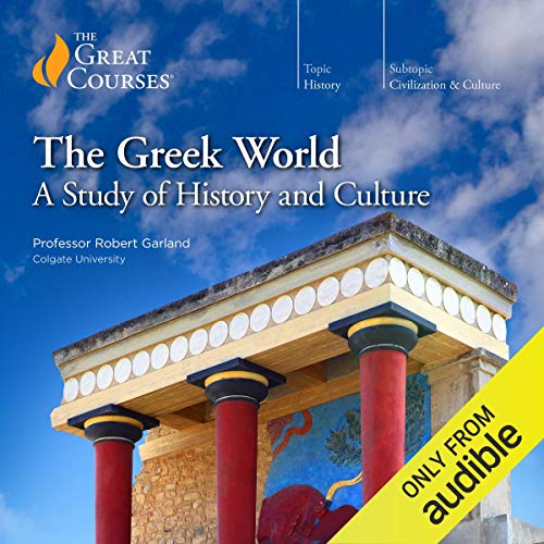 The Greek World cover art