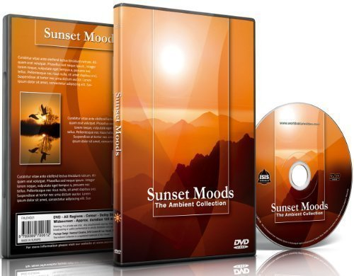 Relax DVD - Sunset Moods - Natural Relaxation for Meditation or Sleep Aid