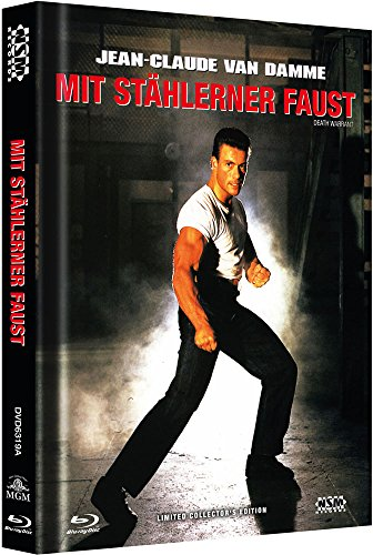 Mit stählerner Faust - uncut (Blu-Ray+DVD) auf 999 limitiertes Mediabook Cover A [Limited Collector's Edition]
