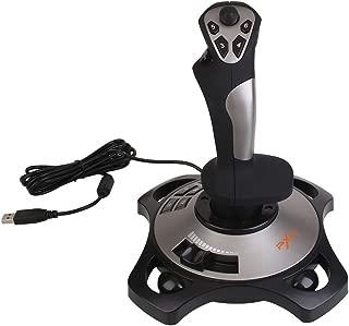 Xinzhi PXN-2113 USB Flight Joystick Vibration Simulator Gaming Controller For PC