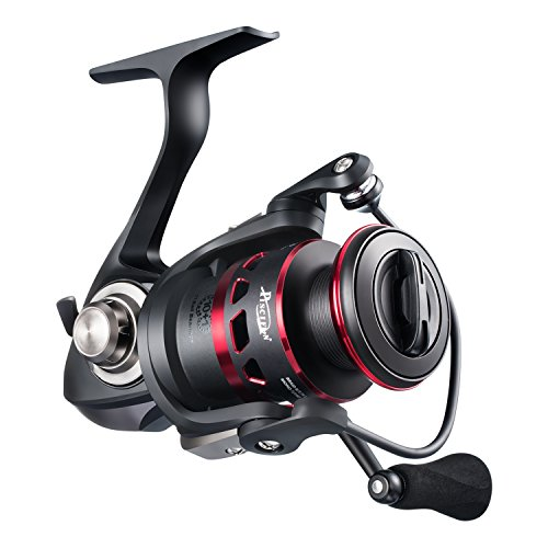 Piscifun Honor Spinning Reel Sealed Carbon Fiber Drag Light Weight Ultra Smooth 13.2LB Drag Fishing Spinning Reels (2000 Series)