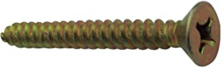 Diversified Fastening Systems Masonry Screw w/Bit, 1/4x4 1/2 In, PK100 - 14412PS