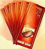 Moser Roth Fine Chocolate pack of 6 (6x4.4oz) -- Orange & Almond