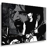 `Frank Zappa`leinwandBild - 100x70cm k. Poster ! Bild