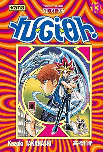 Yu-Gi-Oh ! Tome 13