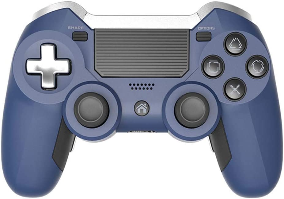 ZXZS Used Omaha Mall for Ps4 Wireless Controller One Bluetooth 5 ☆ very popular Button Game
