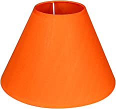 Eastlion Einfache moderne manuelle PVC-Lampenschirm f/ür Tischleuchte Nachttischlampe Wandleuchte Stehlampe mit E27 Lampenhalter Lampenschirm 14x22x17cm Pink Rose