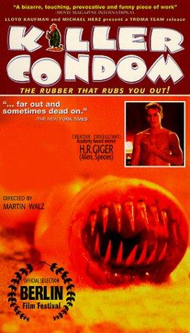 Killer Condom [VHS]
