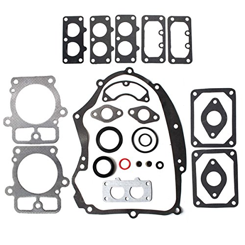 Carbhub Gasket Set Replace 694012 499889 for Briggs & Stratton 446677 446777 44677A 446877 446977 44H777 44P777 44Q777 Electrolux AYP 7178C99 7187A99 8188A89 8188B89 Lawn Tractor