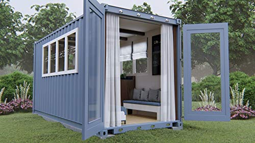 Momoco container home 1 bed 4