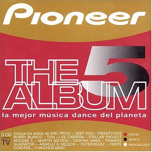 Pioneer The Album Vol. 5