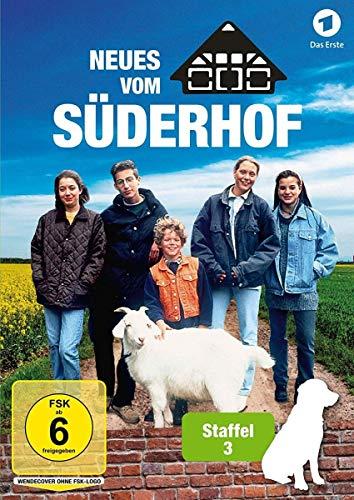 """Staffel 3 (""""Süderhof II"""") (2 DVDs)"""