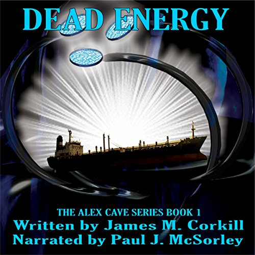 Dead Energy audiobook cover art