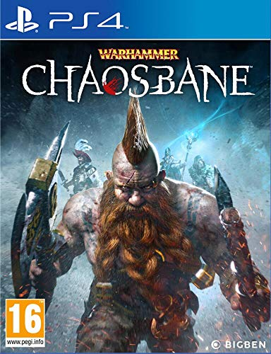 Playstation 4 - Warhammer Chaosbane (1 GAMES)