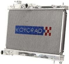 Koyorad HH060643N Koyo 89-92 Mazda RX-7 1.3L FC NA/Turbo (MT) N-FLO Technology Radiator OE Shroud Requires Trimming