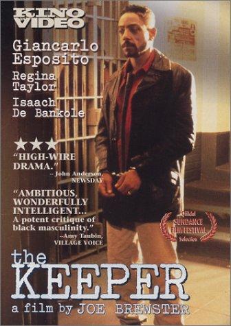 The Keeper USA DVD