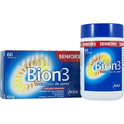 Bion 3 Seniors 60 Tablets