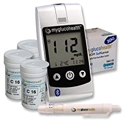 MyGlucoHealth Blood Glucose Starter Kit