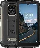 Smartphone Robusto, DOOGEE S59 Pro Batería 10050mAh, Android 10 de 4GB + 128GB, Pantalla HD + de...