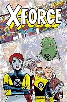 X-Force  Famous Mutant & Mortal  X-Men   X-Statix
