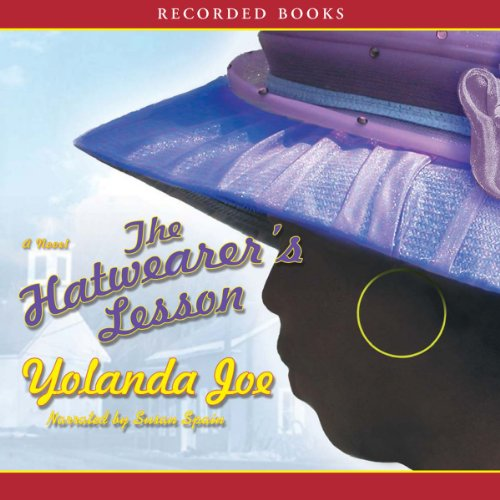 The Hatwearer's Lesson audiobook cover art
