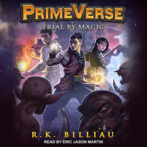 Trial by Magic Audiobook By R. K. Billiau cover art