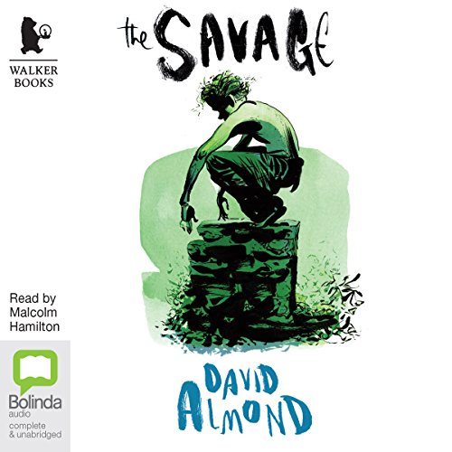 The Savage audiobook cover art