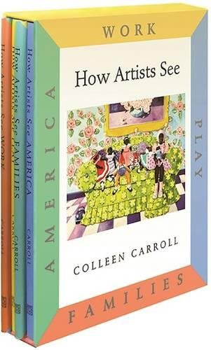 How Artists See 4-Volume Set II: Work / Play / Families / America