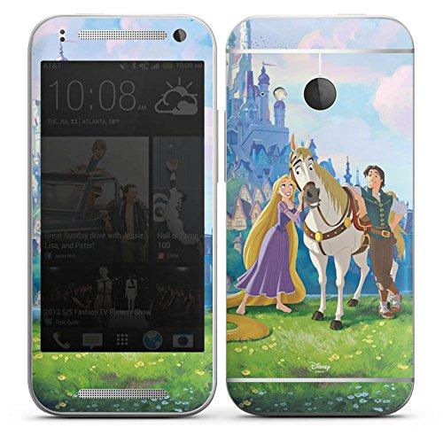 mächtig DeinDesign HTC One Mini2 Folienhaut Vinylfolienaufkleber Disney Rapunzel Aufkleber ruiniert…