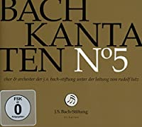 Bach: Cantatas, Vol. 5 by Choir & Orchestra of the J.S. Bach Foundation
