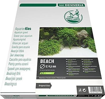 Dennerle 6911 Naturkies Plantahunter Beach, 0.1-0.6 mm