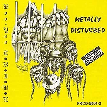 Metally Disturbed - EP