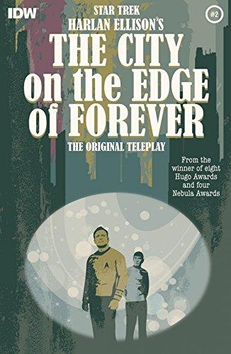 Star Trek: Harlan Ellison's City on the Edge of Forever #2 (of 5) (English Edition)