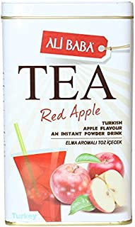 Apple Tea Instant Drink Mix Ali Baba 8.8 Oz