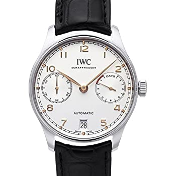 IWC ポルトギーゼ オートマティック 7デイズ (Portuguese Automatic 7days) [新品] / Ref.IW500704 [並行輸入品] [iwc271]
