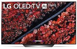 LG OLED77C9PUB Alexa Built-in C9 Series 77 inch 4K Ultra HD Smart OLED TV (2019)