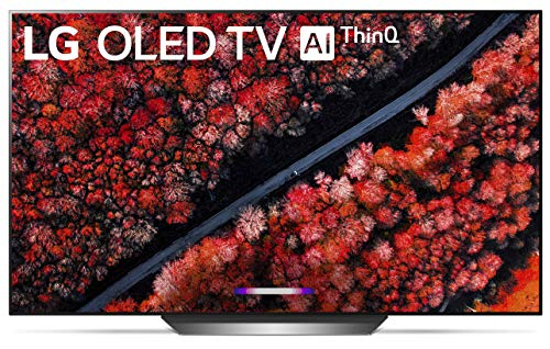 "Our #2 Pick is the LG C9 Series 77"" 4K UHD Smart OLED TV"