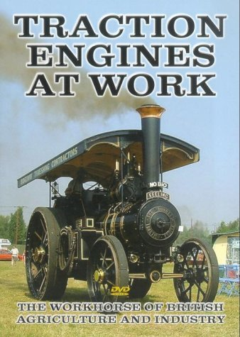 Traction Engines At Work [DVD]
