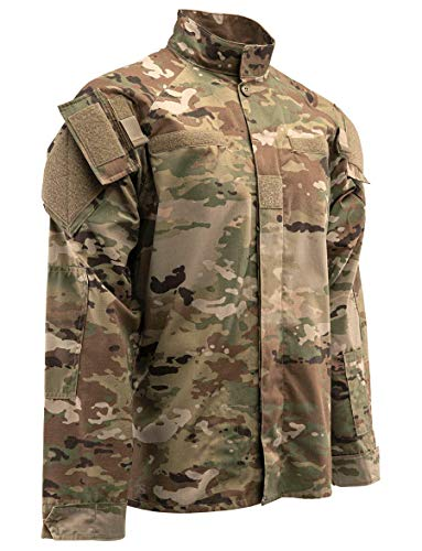 Tru-Spec Abrigo para hombre (Ihwcu) Hot Weather Army Combat Scorpion OCP XS