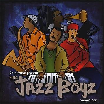 24th Music Presents the Jazz Boyz, Vol. 1