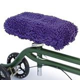 Deluxe Universal Knee Walker Pad Cover (Purple)