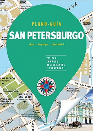 San Petersburgo (Plano - Guía): Visitas, compras, restaurantes y escapadas (Plano - Guías)
