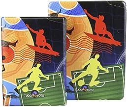 Álbum de Fotos Sport Esportes 10x15 p/ 100 fotos c/Estojo