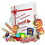 Pack de Chuches Special Moments, Surtido de Golosinas Variadas. Caja Ideal para Regalo.