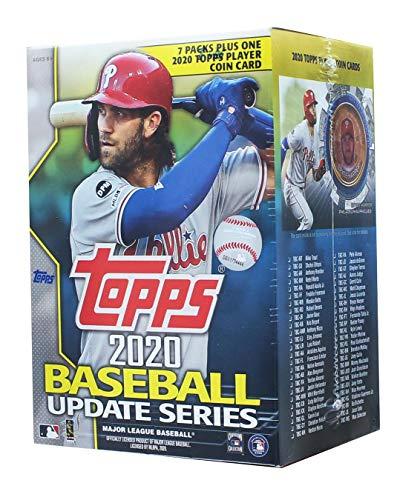 Topps Baseball Card Blaster Box