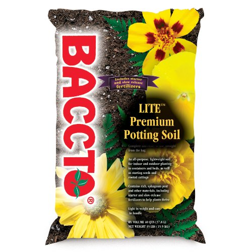 Michigan Peat Baccto Lite Premium Potting Soil