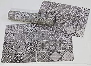 De'Carpet Alfombra Textil Suelo Baldosa Hidráulica Original