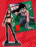 Figura de Plomo Marvel Figurine Collection Nº 117 X23