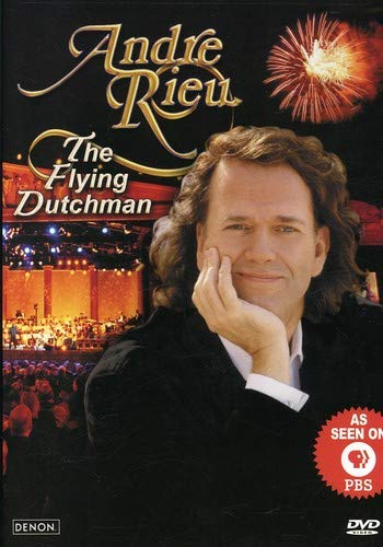 Andre Rieu - The Flying Dutchman -  DVD, Pit Weyrich, Andr Rieu