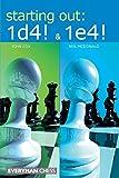 Starting Out: 1d4 & 1e4 (everyman Chess)-Cox, John Mcdonald, Neil